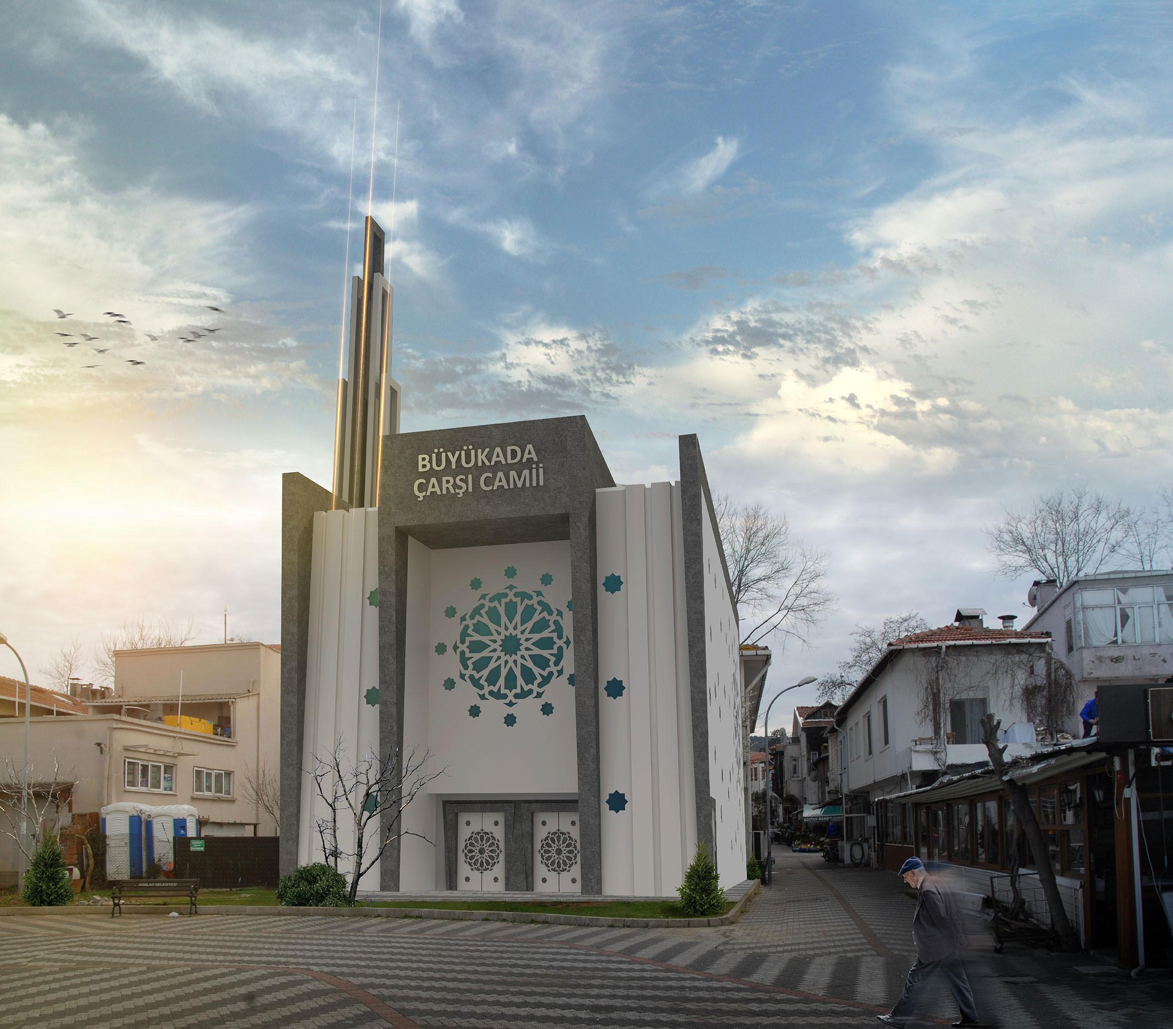Büyükada Mosque Project