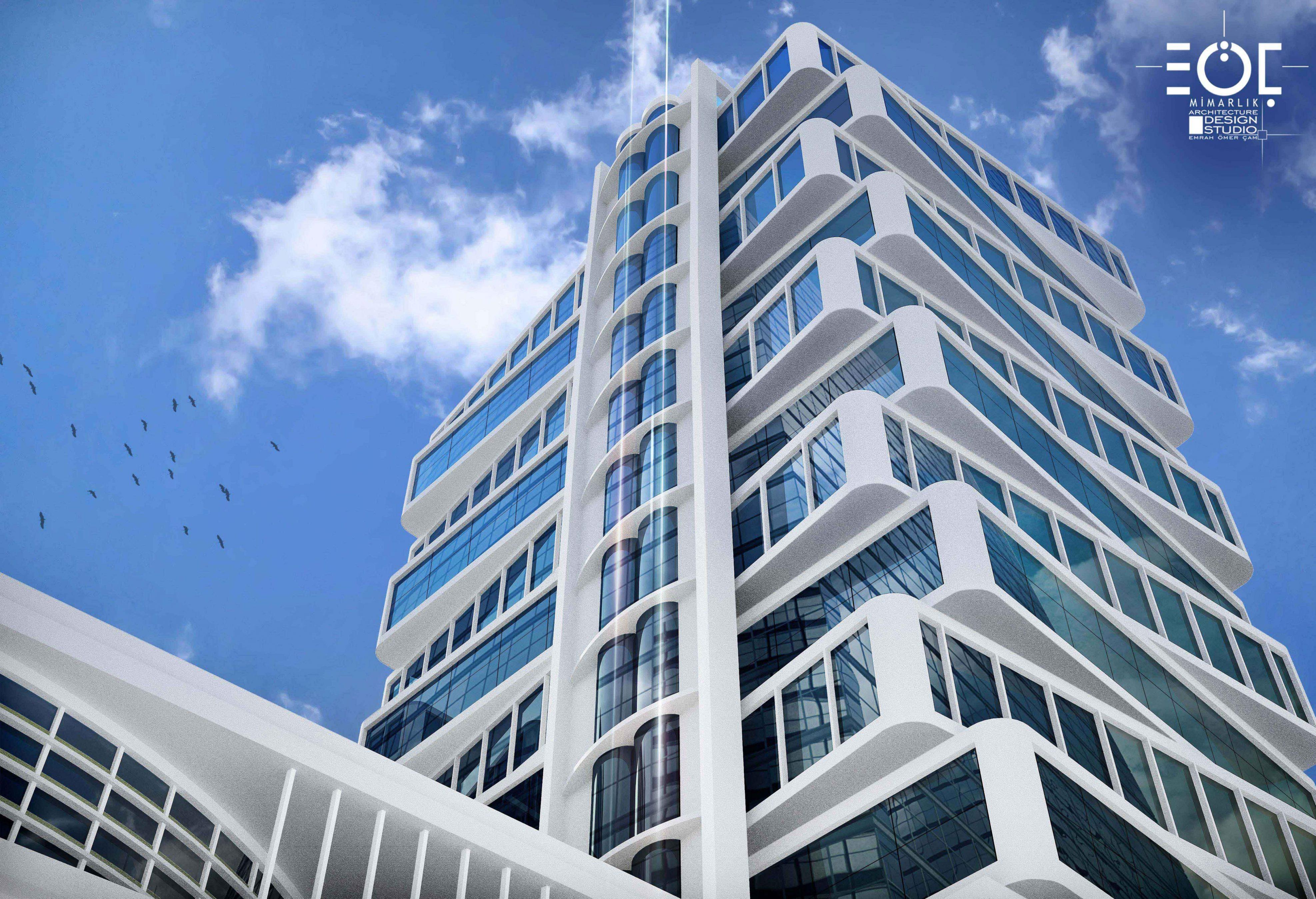 Anadolu Birlik Holding Service Building