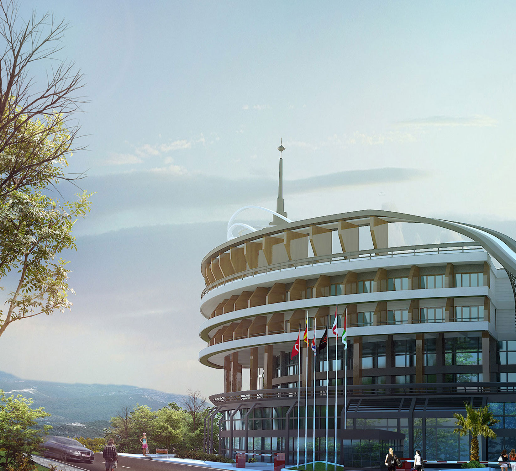 Marina 5 Star Hotel